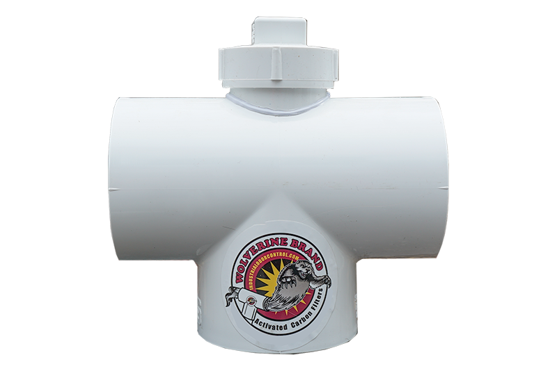 HD - Wolverine Brand Activated Carbon Filter(TM) - Heavy Duty